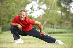 We provide stretching, exercise programs for senior citizens
